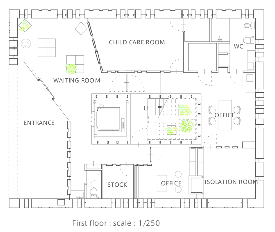 15 - first floor plan