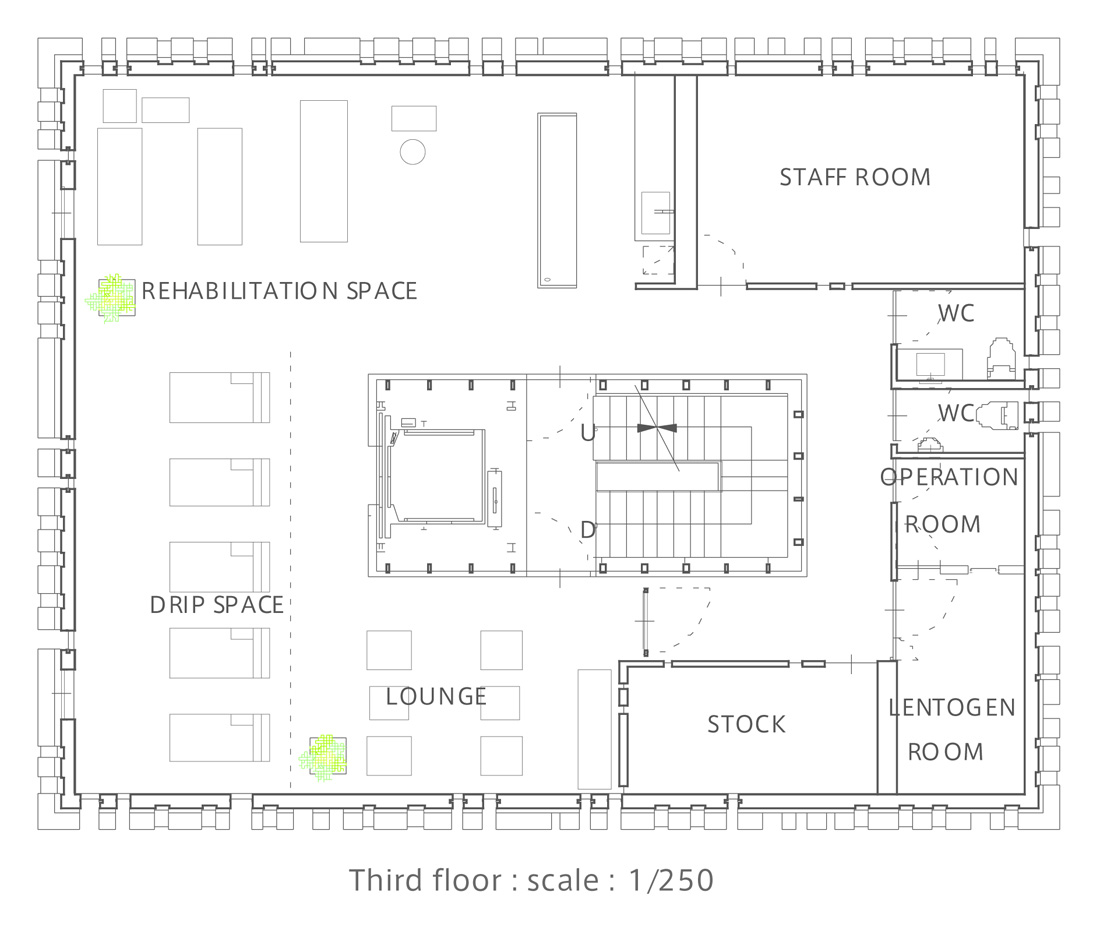 17 - third floor plan