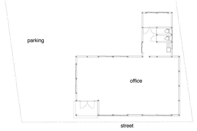 22 - original floor plan